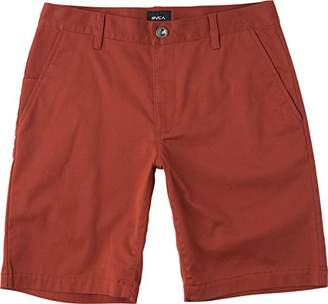 RVCA Men's The Week-End Stretch Short
