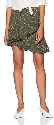 C/Meo COLLECTIVE Women's Entice Skirt,6 (Manufacturer Size: X-Small)