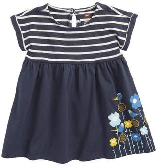 Tea Collection Empire Dress (Baby Girls)