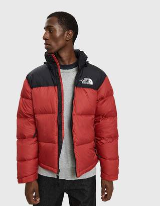 The North Face Black Box 1996 RTO Nuptse Down Jacket in TNF Red