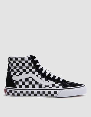 Vans SK8-Hi Reissue Black/White Checkerboard