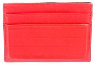 Christian Dior Leather Card Case