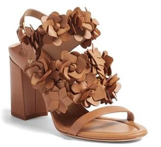 Women's Tory Burch Blossom Sandal $350 thestylecure.com