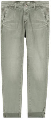 AG Jeans Caden Cropped Chinos
