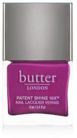butter LONDON Patent Shine 10x Nail Lacquer - Ace - Opaque violet orchid creme