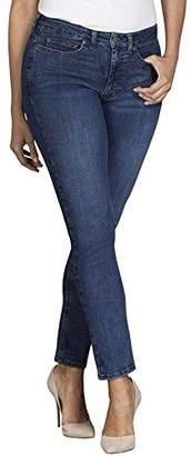 Dickies Women's Perfect Shape Denim Jean-Curvy Skinny Stretch