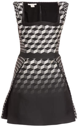 Antonio Berardi Graphic Print Dress