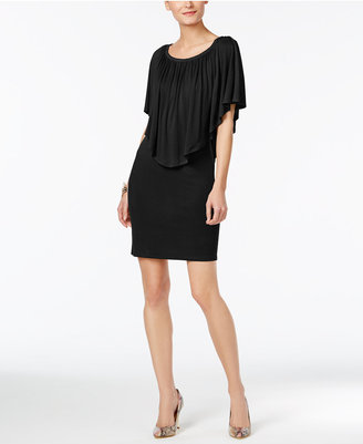 Thalia Sodi Convertible Ruffled Off-The-Shoulder Dress, Created for Macy's $69.50 thestylecure.com