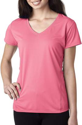 Gildan 47V00L - Ladies V-Neck T-Shirt