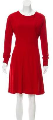 Gucci A-Line Knee-Length Dress