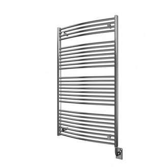 Tuzio E2063 29.5 x 51 in. Blenheim Plug-In Towel Warmer - Chrome