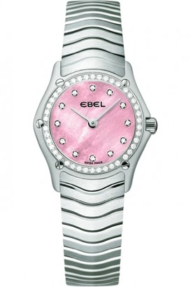 Ebel Ladies Classic Diamond Watch 1216280
