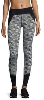 Beyond Yoga Sliced Fragment Leggings