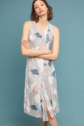 Go Silk Go By Matisse Silk Midi Dress