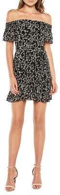 Bardot Daria Off-the-Shoulder Dress