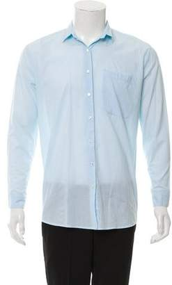ATM Anthony Thomas Melillo Woven Button-Up Shirt