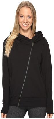 Lucy - Hatha Everyday Terry Full Zip Women's Sweatshirt $89 thestylecure.com