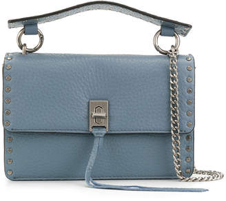 Rebecca Minkoff twist lock crossbody bag