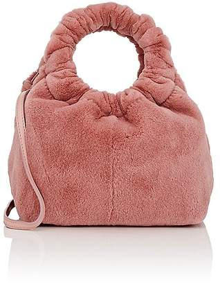 The Row Women's Double-Circle Fur Small Bag