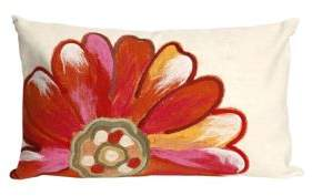 Liora Manné Visions III Daisy Indoor and Outdoor Pillow