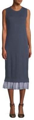 Paige Cotton Midi Dress