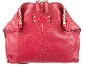 Alexander McQueenAlexander McQueen De Manta Cosmetic Bag