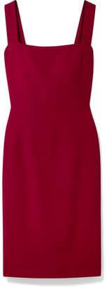 Dolce & Gabbana Cady Dress - Claret