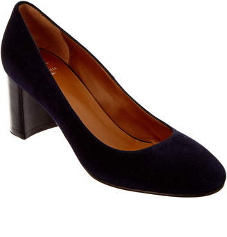 Aquatalia Valora Waterproof Suede Pump