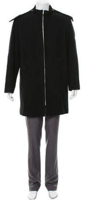 agnès b. Wool Blend Overcoat
