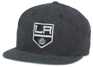 American Needle Los Angeles Kings Fleck Patterned Flat Brim Baseball Cap