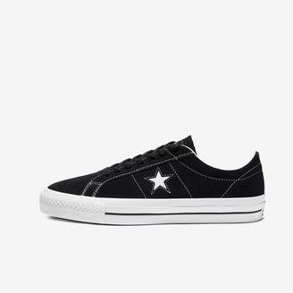 Converse One Star Pro Classic Suede Low Top Men's Shoe