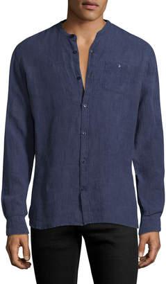 Woolrich Men's Linen Sportshirt