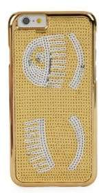 Chiara Ferragni Sequined iPhone 6-6S Case