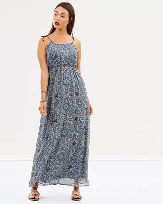 Only Laura Woven Maxi Dress