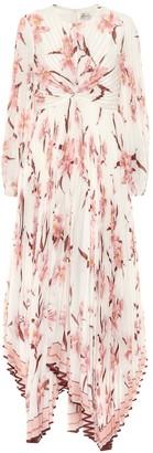 Zimmermann Corsage floral maxi dress