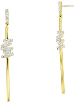 Freida Rothman Radiance Drop Earrings