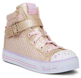 Skechers Shuffles Twinkle Charm Sneaker (Little Kid & Big Kid)