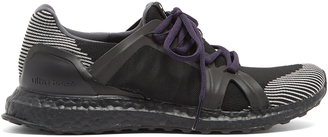 ADIDAS BY STELLA MCCARTNEY Ultra Boost low-top mesh trainers $176 thestylecure.com
