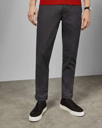 8689e01d272ee ... Ted Baker HOLLDEN Slim fit textured chinos
