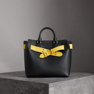 Burberry The Medium Leather Belt Bag
