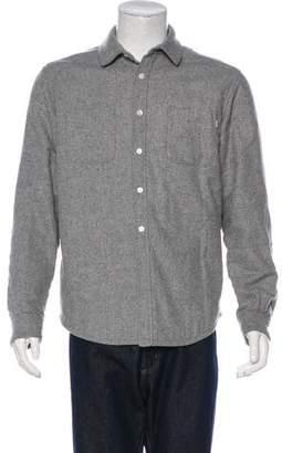Patrik Ervell Wool Shirt Jacket