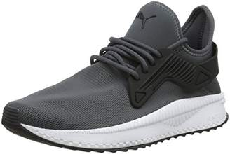 Puma Unisex Adults' Tsugi Cage Low-Top Sneakers, Grey (Iron Gate Black White)