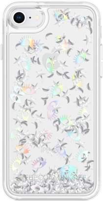 Rebecca Minkoff Galaxy Icon Glitterfall iPhone 7/8 & 7/8 Plus Case