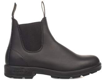 Blundstone Black Leather Low Boot