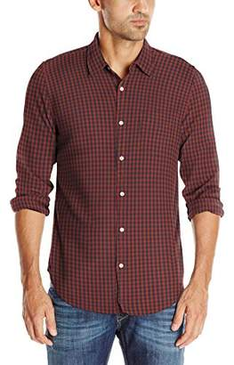 Lucky Brand Men's Long Sleeve Ballona Shirt