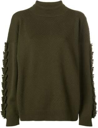 9cb1c2a7f163 Barrie Troisieme Dimension cashmere turtleneck pullover