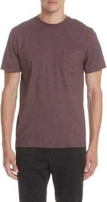 A.P.C. Stripe Pocket T-Shirt