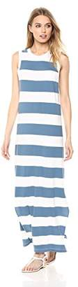 Stateside Women's Stripe Maxi Tank Dress