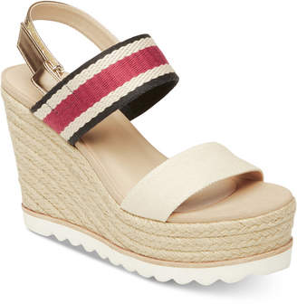Steve Madden Women's Verdes Espadrille Wedge Sandals