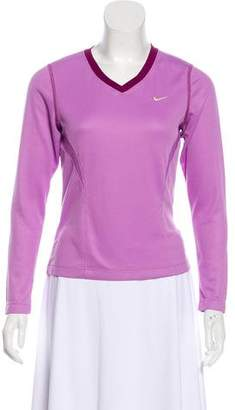 Nike Long Sleeve Athletic Top